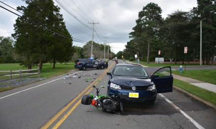 MANCHESTER: Man In Critical Condition After Car Crash