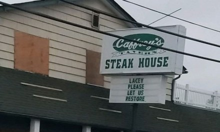 LACEY: Caffrey's Denied Rebuilding As-Is, Owners Continue Efforts