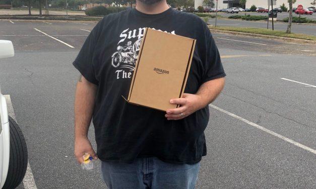 Congratulations Tablet Winner: Michael Brinson!
