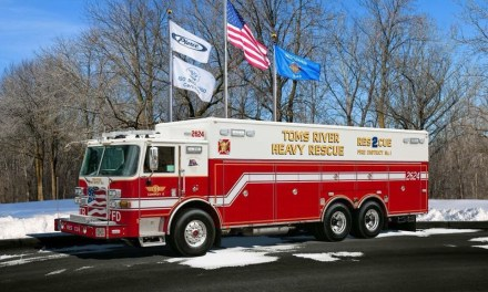 TOMS RIVER: 2100 Block of Church- Possible Furnace Fire.