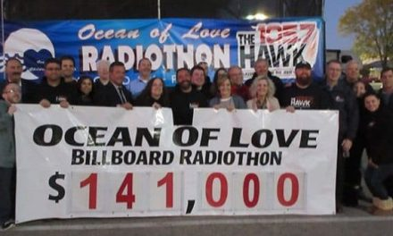 TOMS RIVER – 105.7 The Hawk: Ocean of Love Radiothon