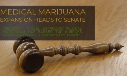 Medical Marijuana Expansion Heads To Senate