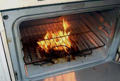 Lacey: Oven Fire
