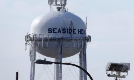 Seaside Heights: Motor Vehicle Accident