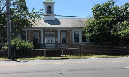 BRICK: Laurelton School Prepped For Sale