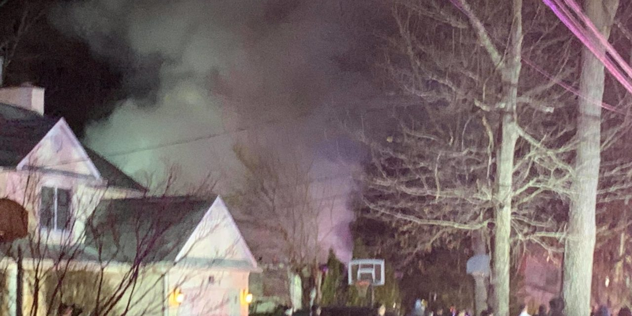 Lakewood: Structure Fire – GUDZ RD (With Video)