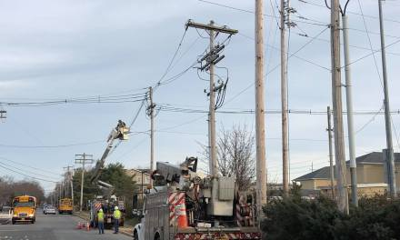 Toms River: Transformer Fire