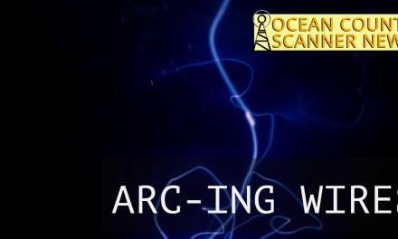 BRICK: ARC-ING WIRES – NEAR KOHLS