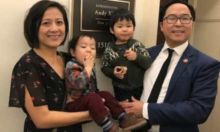 Andy Kim Sworn In To 116th Congress