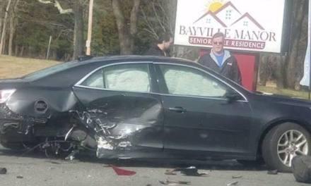 BERKELEY: Police Investigating Three-Car Crash