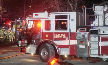 Toms River: Possible Electrical Fire