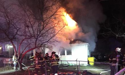 LAKEWOOD: House Fire Closes Route 88