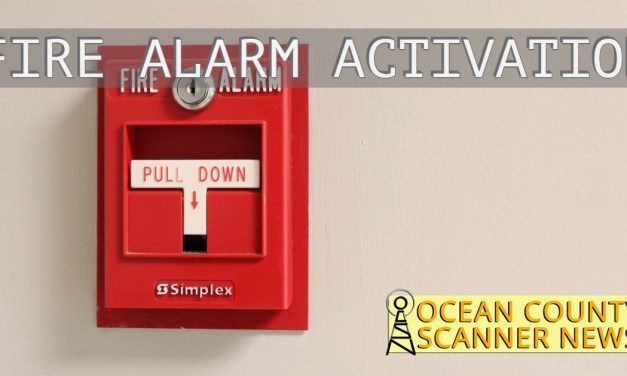 COLTS NECK: Activated Fire Alarm – Horse Barn