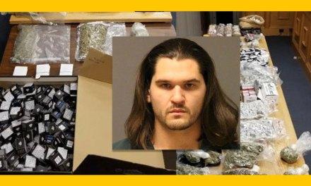 LBI: Holgate Man Arrested For Possession