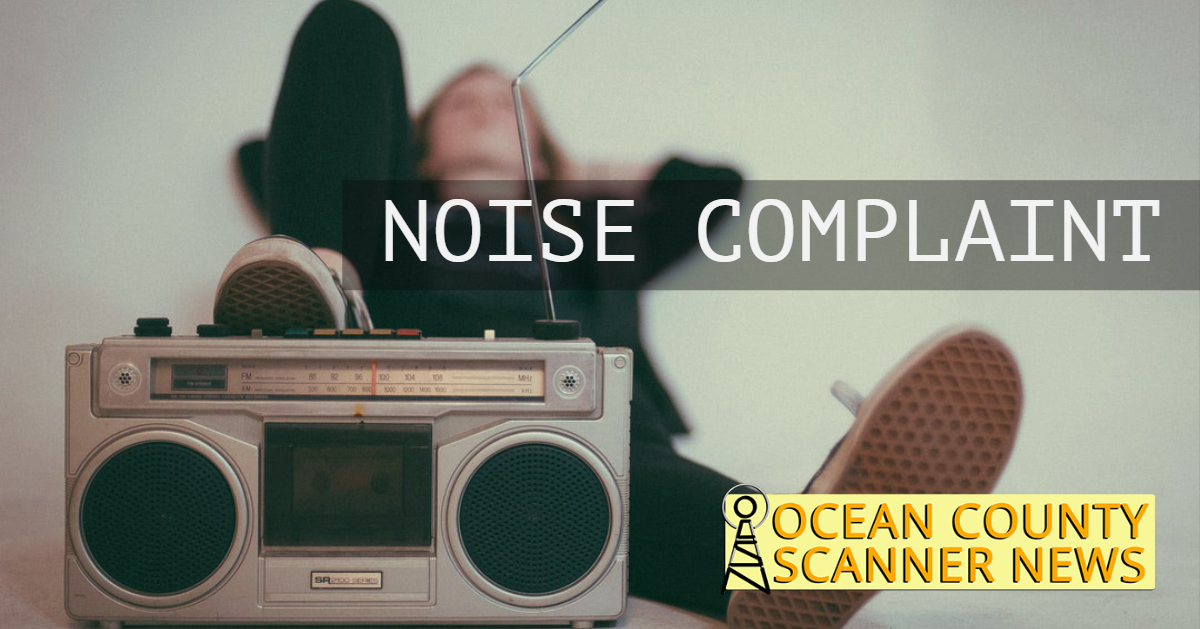 SSH: Noise Complaint!