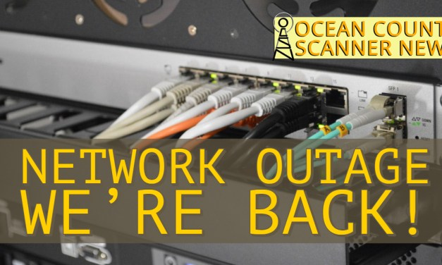 NETWORK OUTAGE: We're Back!