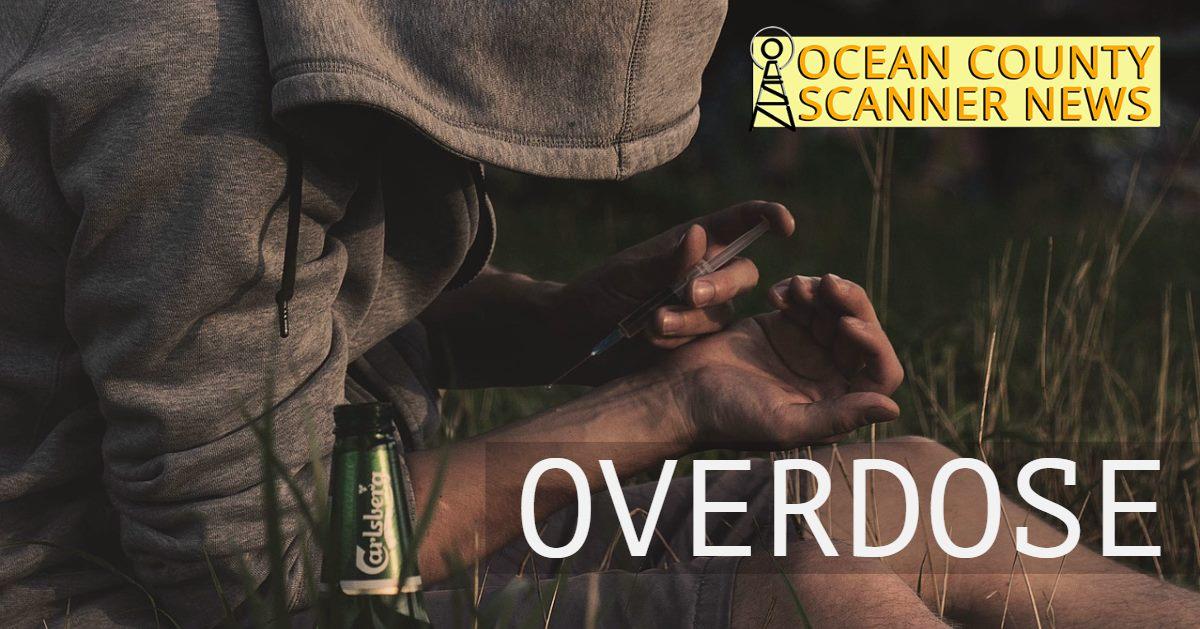 Ocean County Jail: Overdose