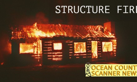 NEW EGYPT: Structure Fire