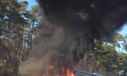 LACEY: School Bus Fire Reported On Parkway