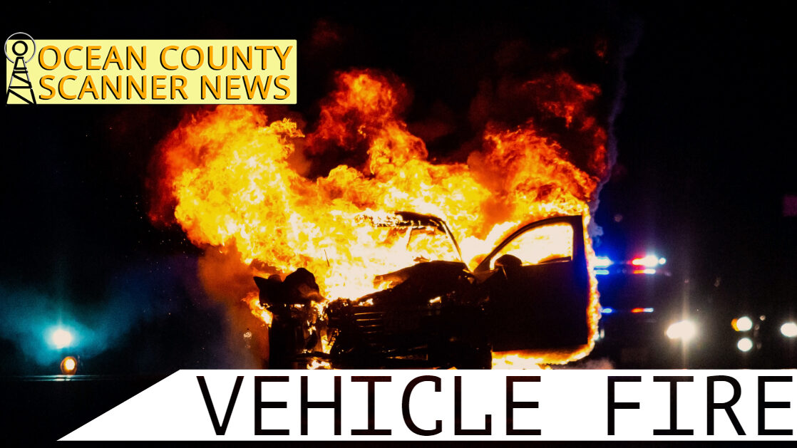 LACEY: Vehicle Fire