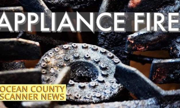 LAKEWOOD: 100 Block of Susan- Appliance Fire!