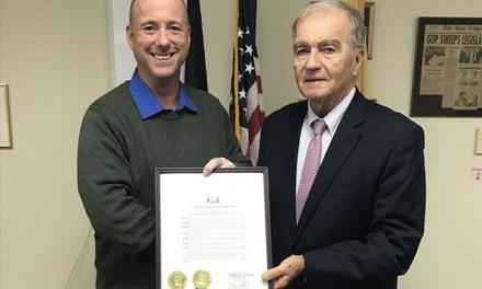 Assemblyman Wolfe Will Not Seek Re-Election