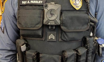 Barnegat Officers Now Wearing Body Cameras