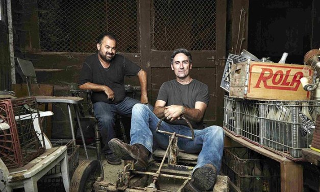 American Pickers Want To Pick The Jersey Shore