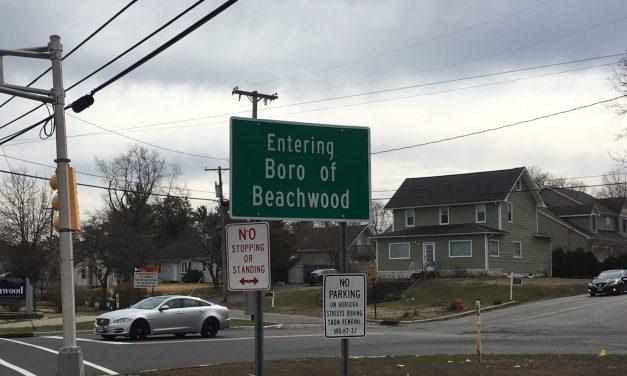 Beachwood: Possible Intoxicated Subject