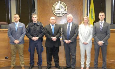 BRICK: New Class 1 Officers Sworn In