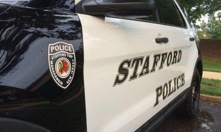 STAFFORD: Theft Spree Spurs Police Probe