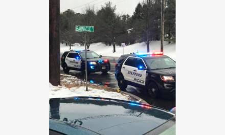 STAFFORD: Car Crash In Dangerous Intersection