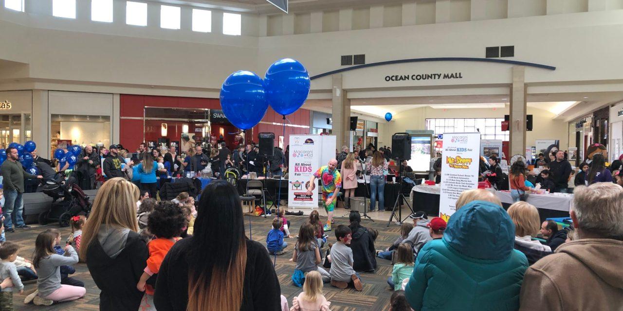 TR: Ocean County Mall- Kids Fair 11:00-2:00 Today!
