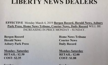 Newspaper Prices Going Up!