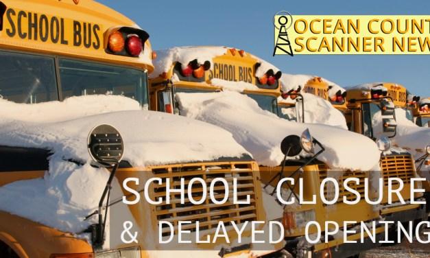 LITTLE EGG HARBOR: SCHOOLS CLOSED