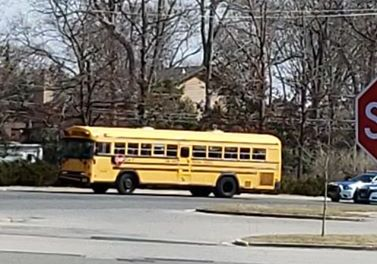TR: No Injuries After Smoke On School Bus