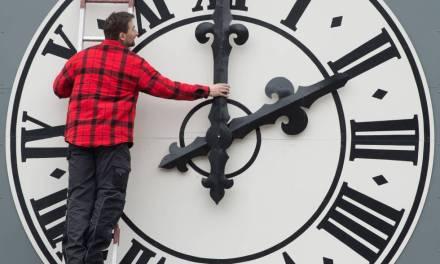 Daylight Saving Time Begins Sunday!