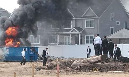 LAKEWOOD: Suspicious Fire