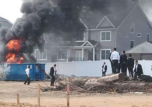 LAKEWOOD: Dumpster Fires Update