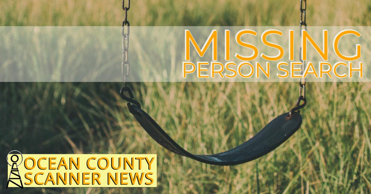 Toms River: Missing Dementia Patient