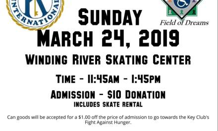 TR: Come Ice Skate for a Good Cause!