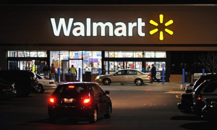 LACEY: Walmart Evacuated for Smoke Scare