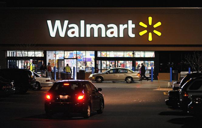 LACEY: Drunk at Walmart