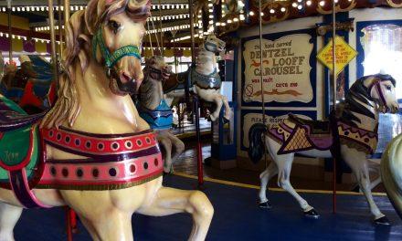 SSH: Casino Pier Carousel is Shutting Down