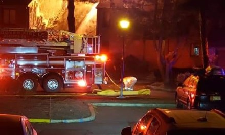 TR: Early Morning Structure Fire