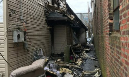 Three Atlantic City firefighters hurt fighting blaze