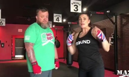 Kickboxing event to benefit local veterans with Operation Kick It