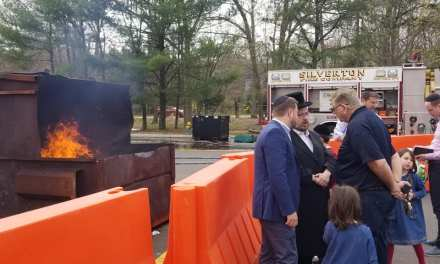 LAKEWOOD: Official & Not-Official Dumpster Burnings