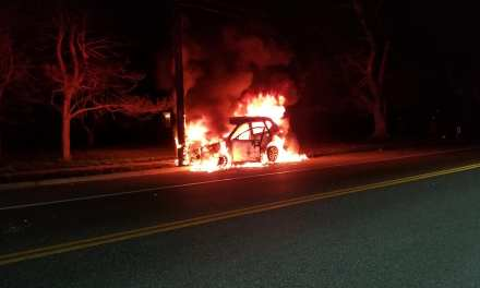 TR: Early Morning Car Fire