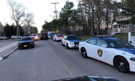Toms River: Suspected Shooting